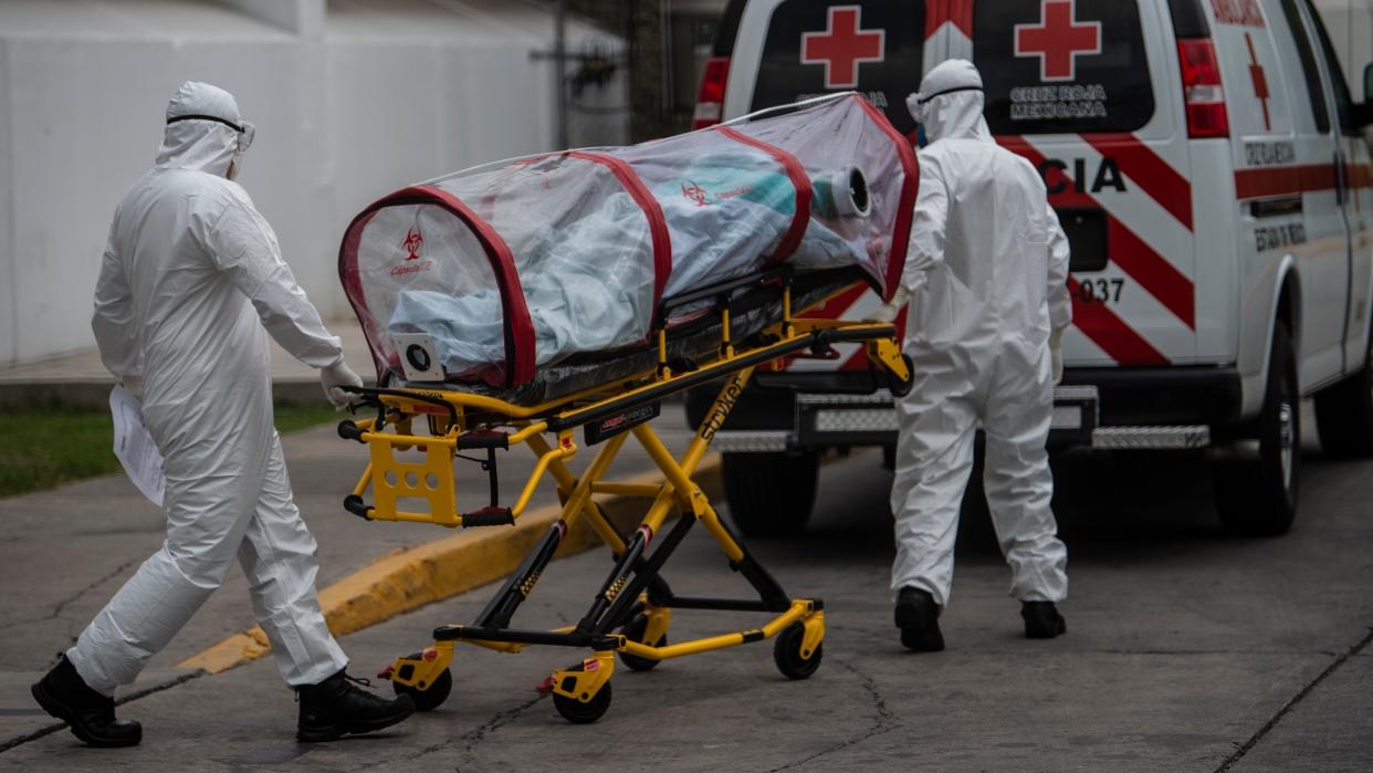 343.211 muertos en todo el mundo a causa de la nueva pandemia