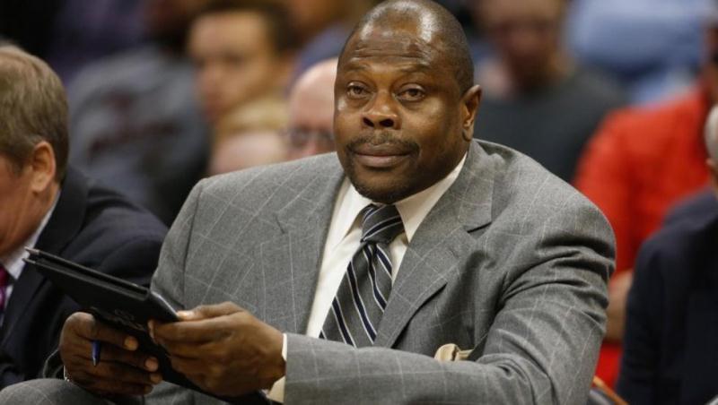 Patrick Ewing, exastro de los Knicks, se encuentra aislado por el coronavirus