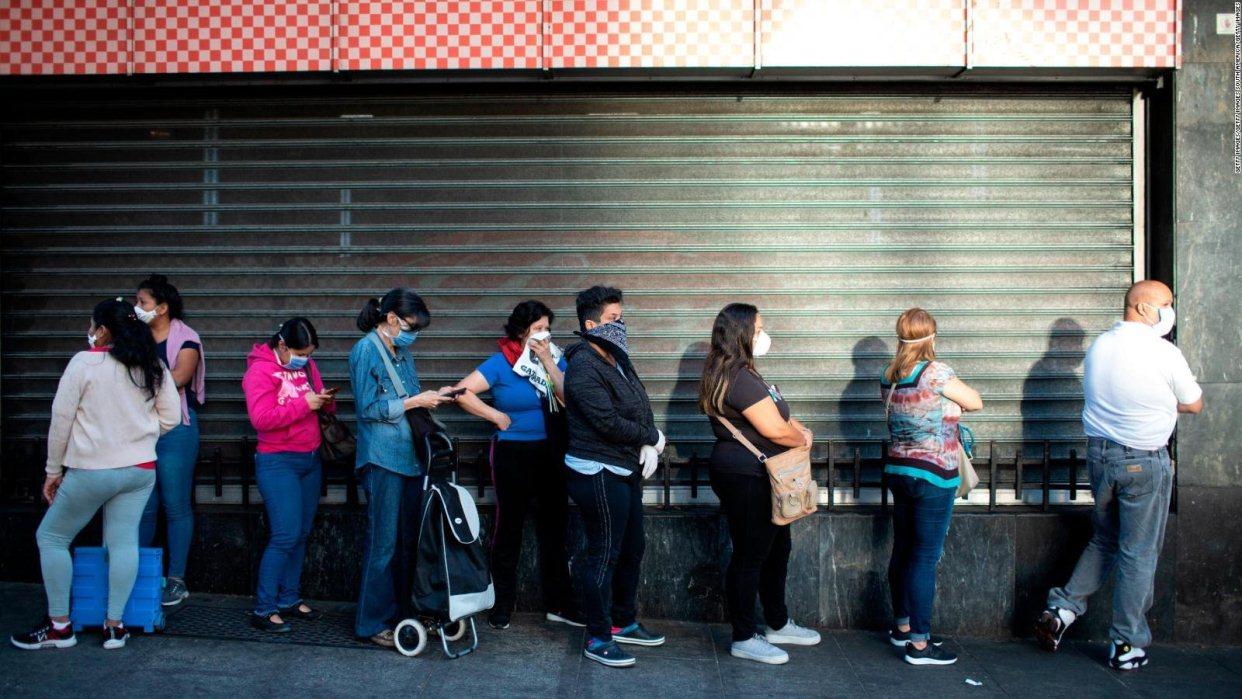 Denuncian incremento de problemas sociales en Venezuela durante la pandemia