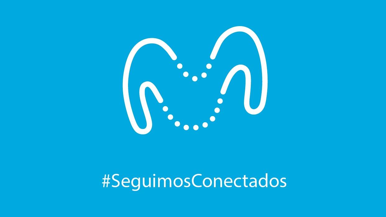 Movistar promueve contenido educativo y digital durante la cuarentena