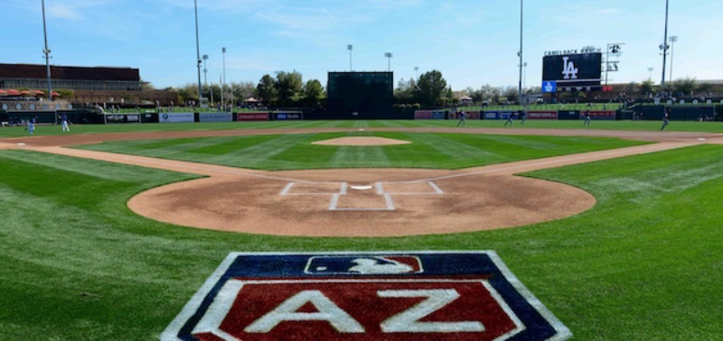 Los Dodgers reabrieron sus campos de entrenamientos
