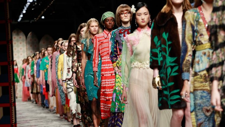 Gucci anuncia que se retira de la Semana de la Moda de Milán