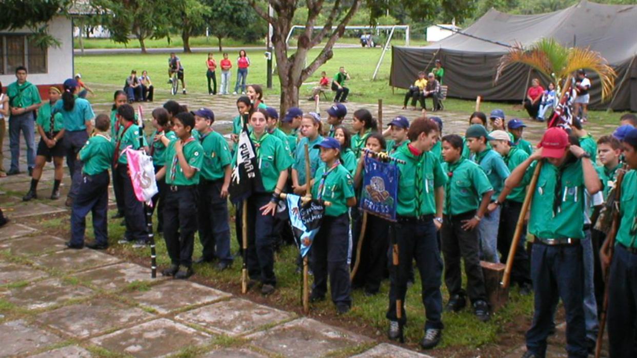 107 años cumple la Asociación Scouts de Venezuela