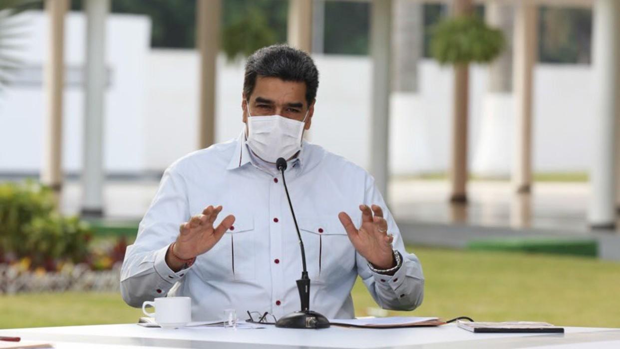 Asciende a 1.211 el número de infectados por la pandemia en Venezuela