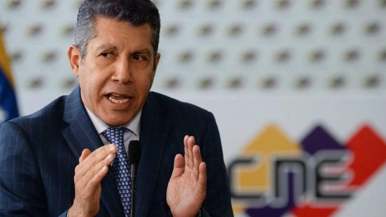 """Henri Falcón asegura que  el """"Gobierno venezolano no da para más"""""""