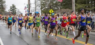 Maratón de Boston es suspendido por primera vez desde 1897