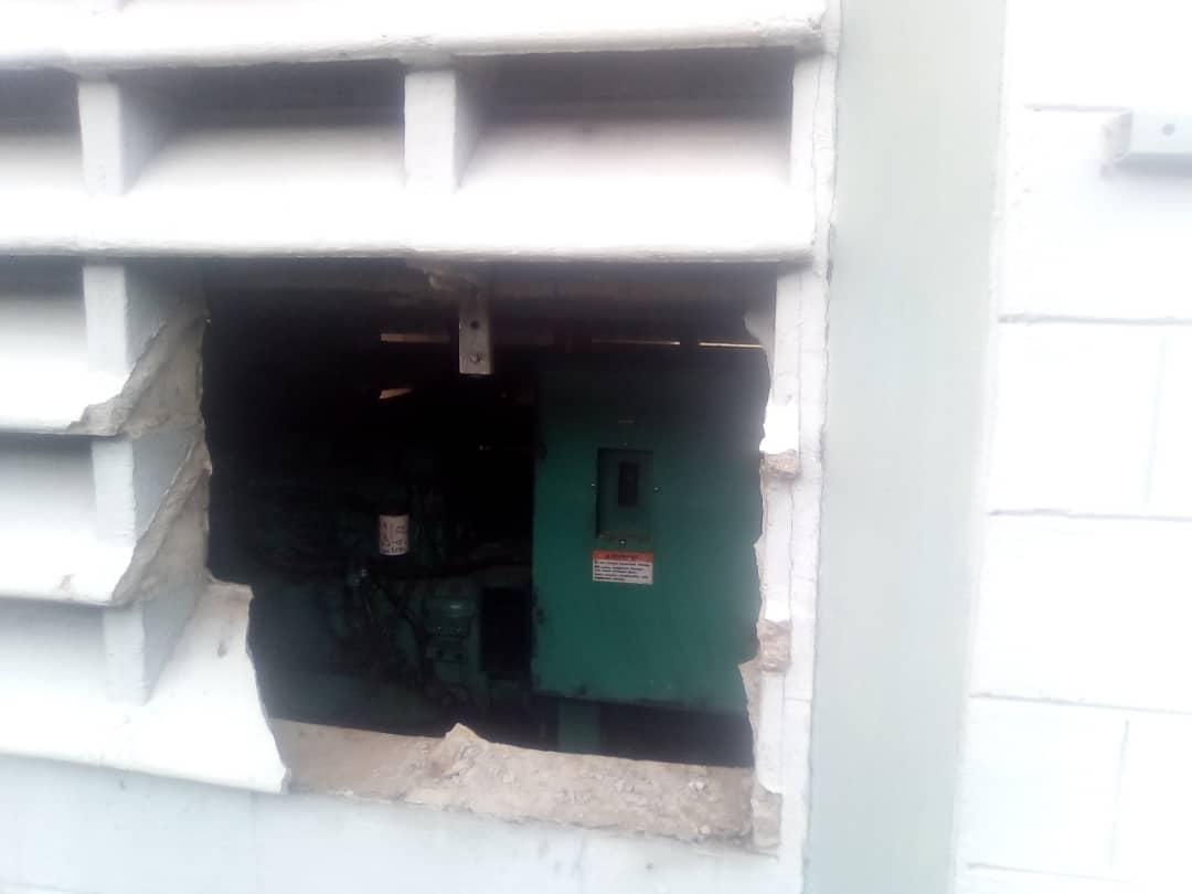 Hurtan equipos en la estación de telecomunicaciones de Movistar en Bolívar