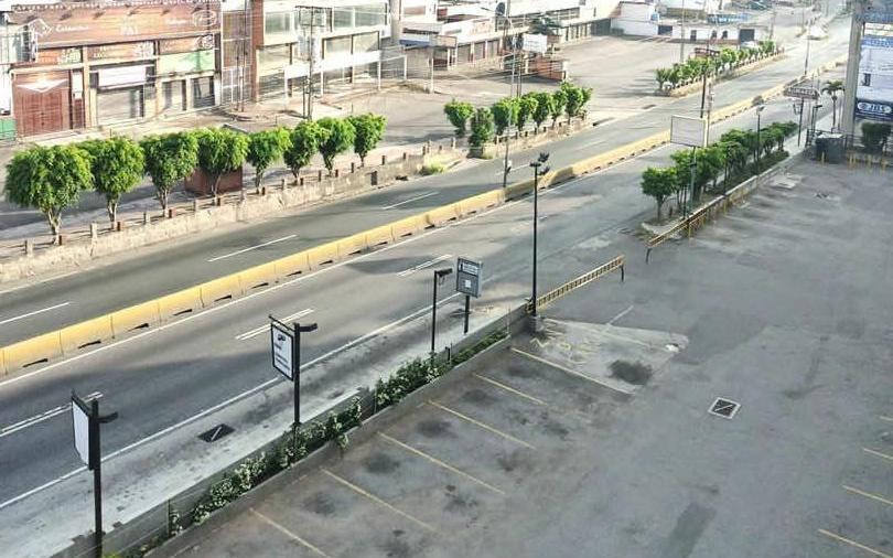 Suspendida la ruta de transporte Los Teques, Guarenas - Caracas