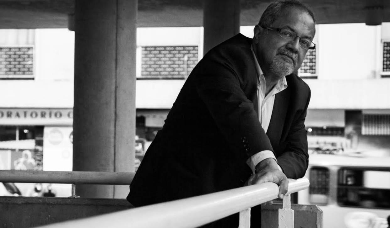 Tulio Hernández conversará sobre