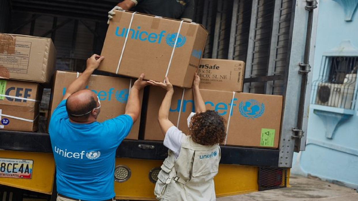 Segundo avión con ayuda humanitaria de la ONU llega hoy a Venezuela