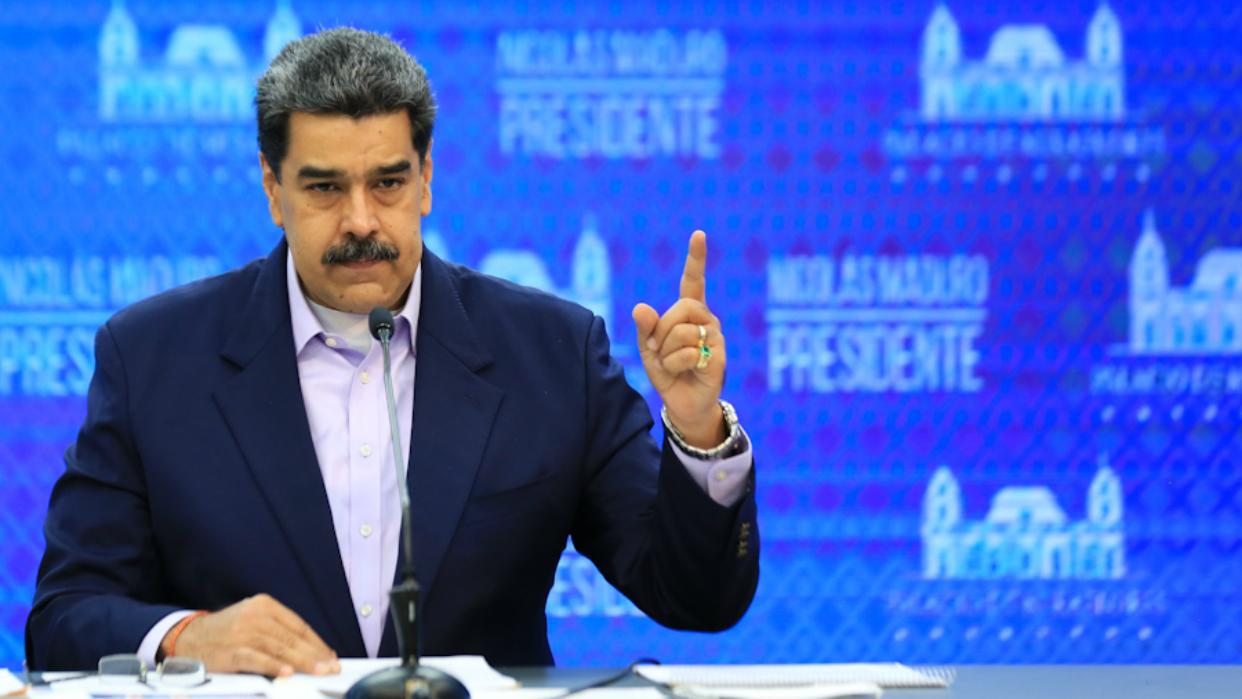 Maduro anunció 89 nuevos casos en el país este sábado