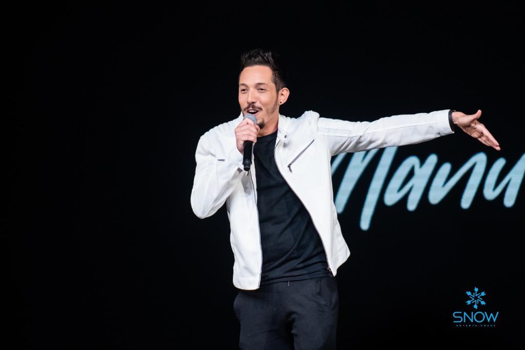 """Manuel Rodríguez: """"La risa es vital para todos"""""""