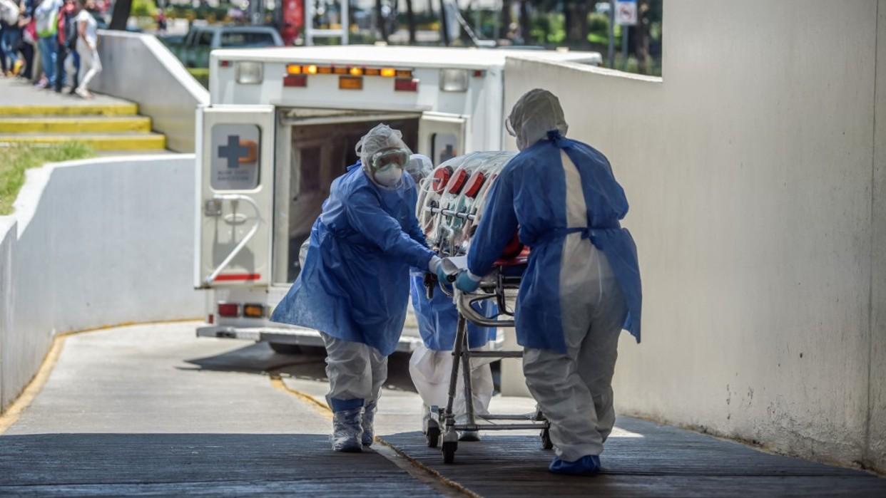 México es el cuarto país con más muertes por el virus tras superar a Italia