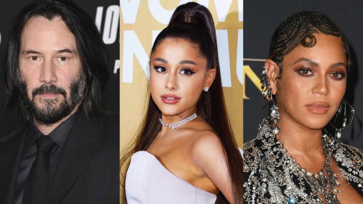 Artistas de Estados Unidos reaccionan contra el racismo