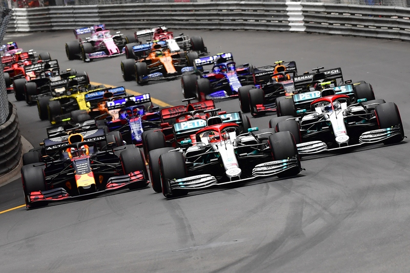 La Fórmula 1 tendrá ocho carreras en Europa entre julio y septiembre