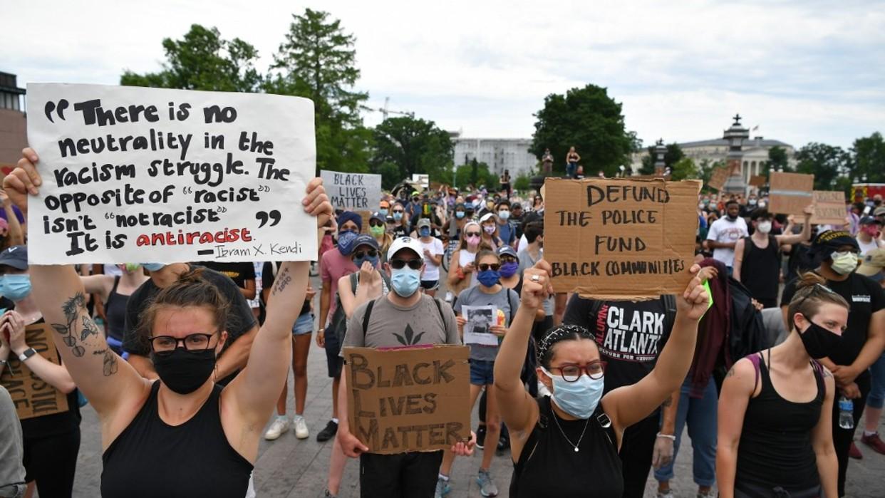 Protestas contra el racismo en EEUU desencadenan desinformación según experto