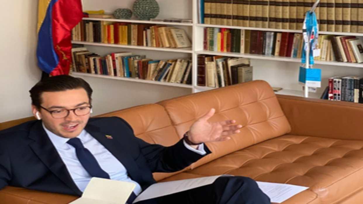 Grecia solicita aumentar presión contra el Gobierno de Nicolás Maduro