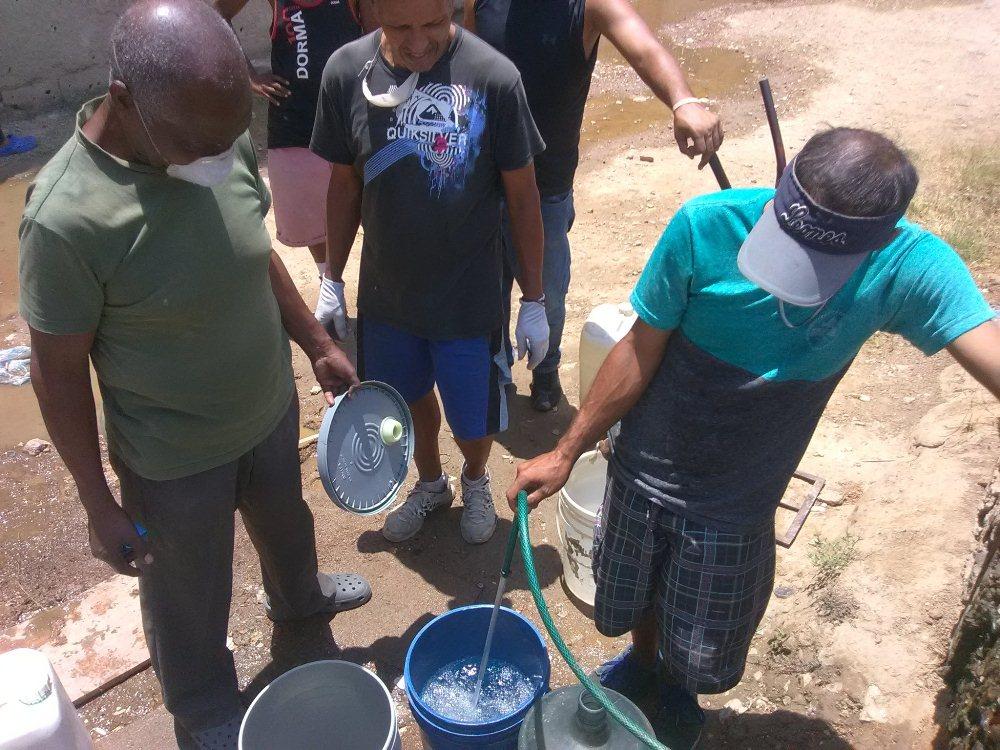 Falla eléctrica en Taguaza I deja sin agua a Guarenas-Guatire