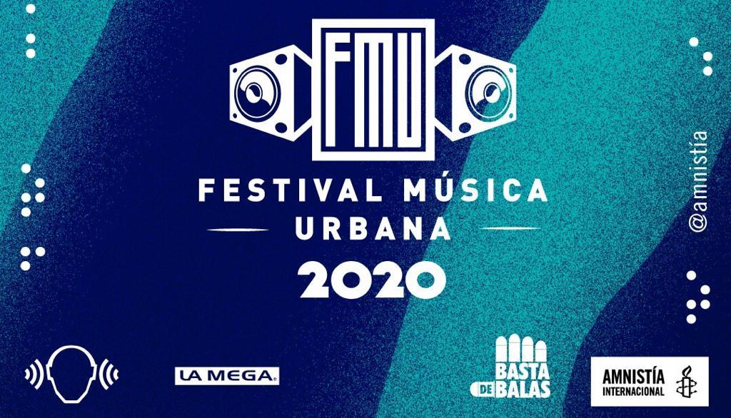 Festival Música Urbana 2020 se reinventa y anuncia seleccionados