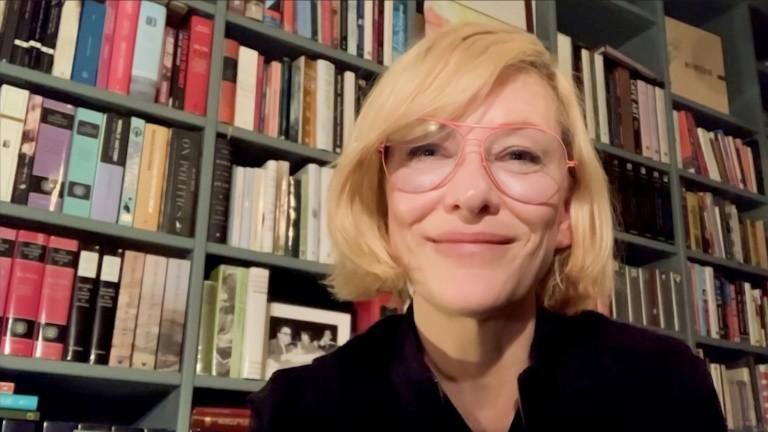 Cate Blanchett: