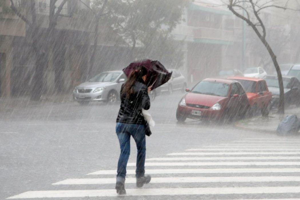 Inameh prevé este viernes lluvias de intensidad variable en gran parte del país