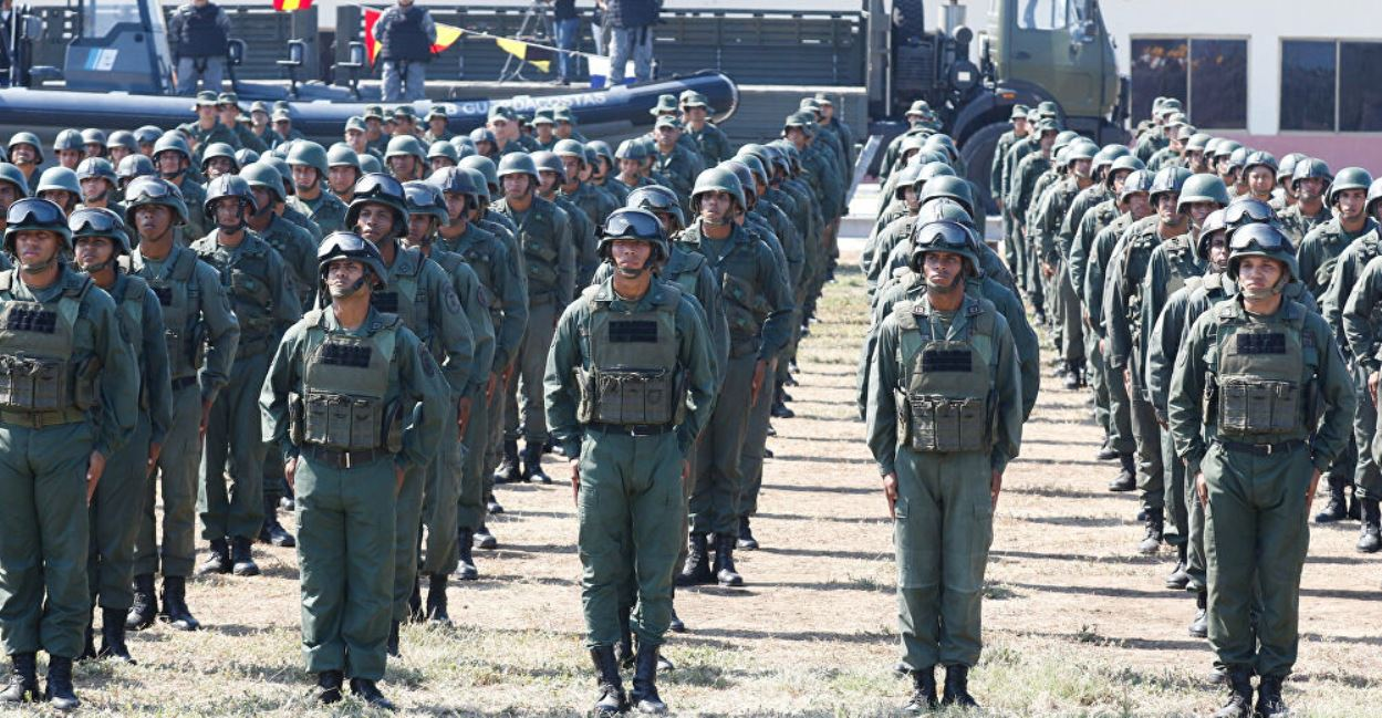 Maduro tiene listo el ascenso del generalato del Ejército