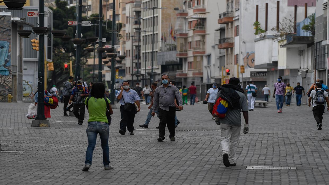 Venezuela extendió por 30 días más el estado de alarma