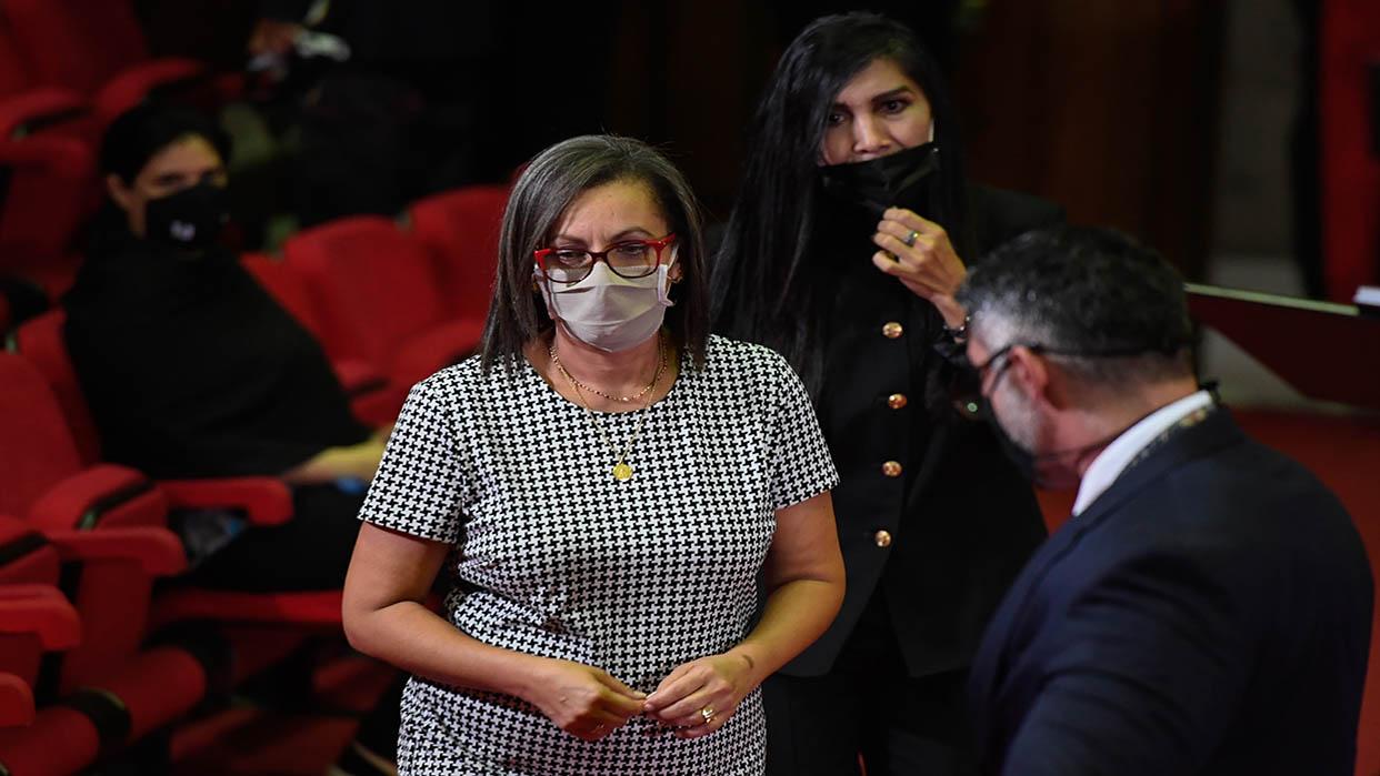 Rectora del CNE: Se desplegaron 551 puntos en Venezuela para el registro electoral