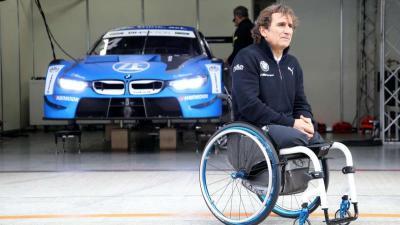 Alex Zanardi, un ejemplo de valentía y superación en el deporte