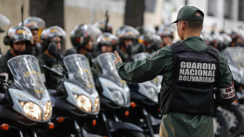 GNB detuvo al periodista Gleybert Asencio durante dos horas