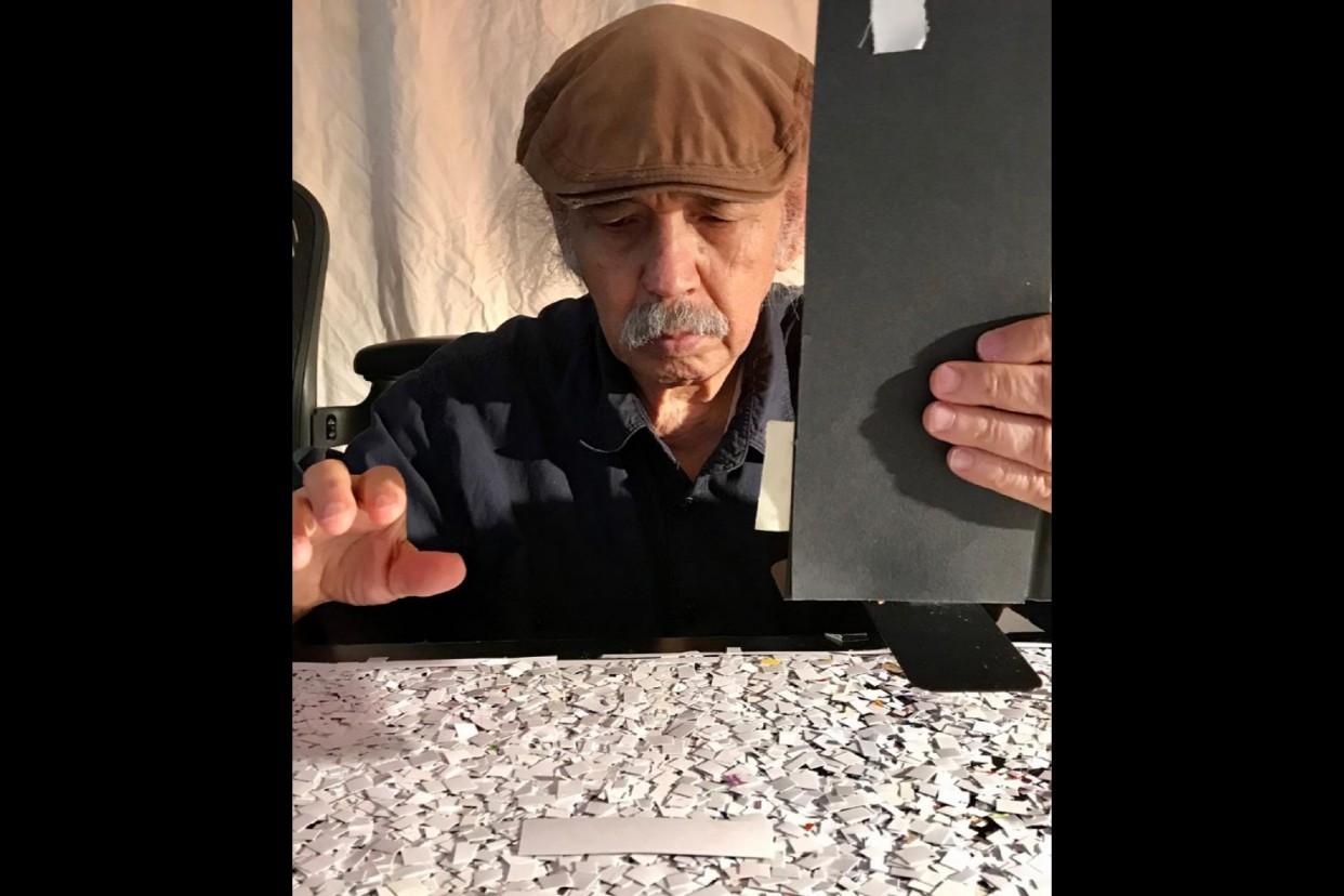 Arte y reflexión habitan el encierro involuntario de Jacobo Borges