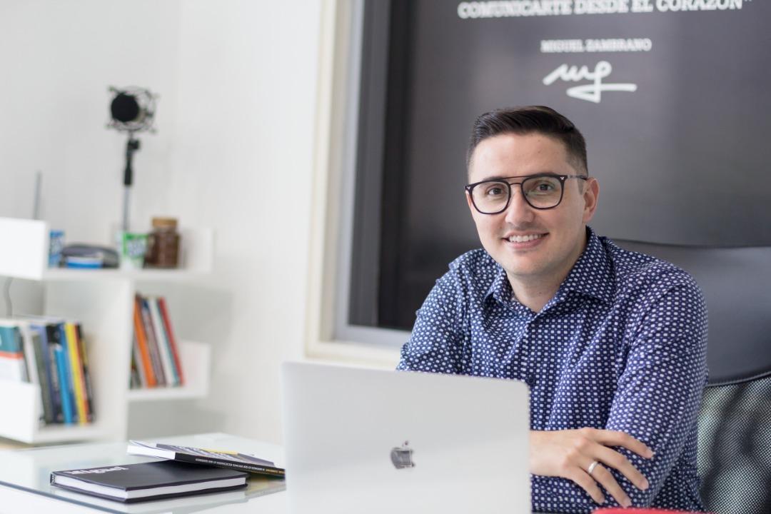 """Miguel Zambrano: """"Las redes necesitan contenido de calidad"""""""
