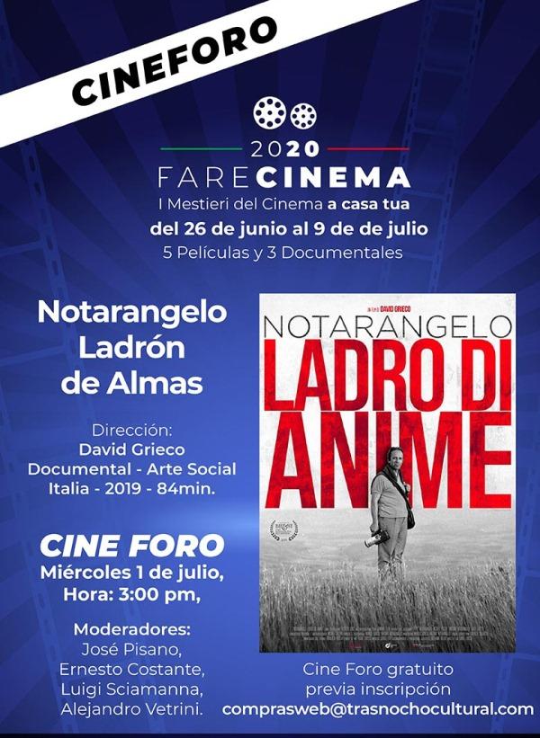 Cineforo en Fare Cinema