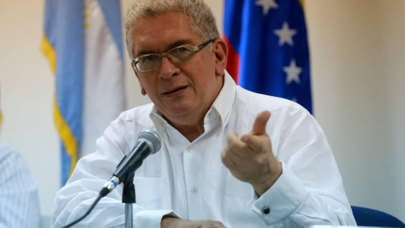 Roy Daza: La Unión Europea pretende entorpecer el proceso electoral en el país