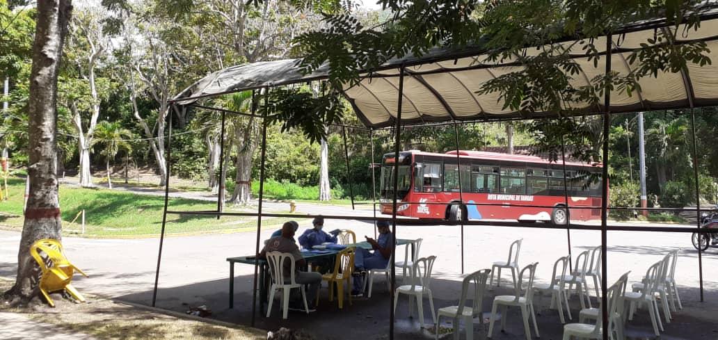 Este lunes Acnur comenzará rehabilitación del hotel Maracay en Los Caracas