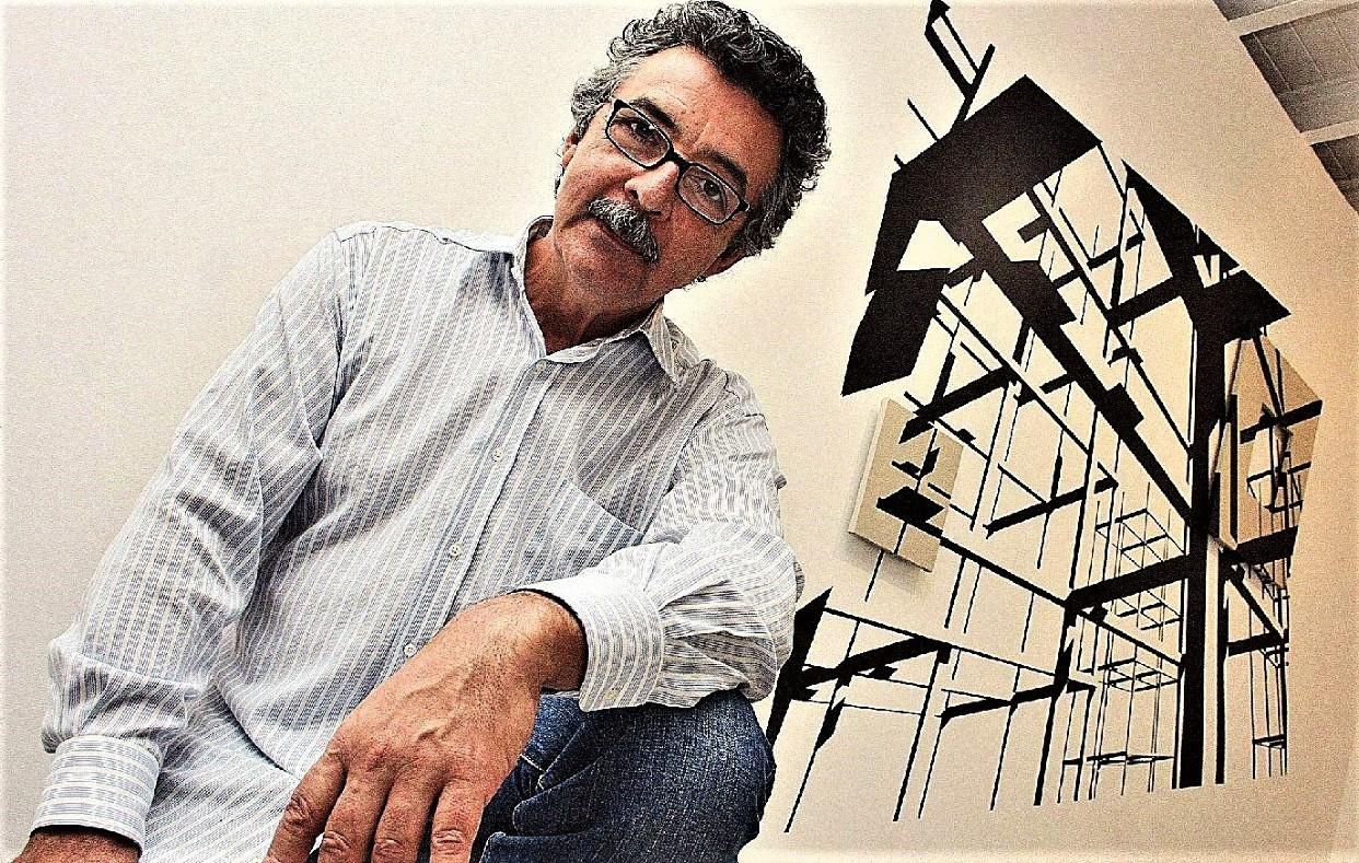 """Julio Pacheco Rivas: """"Los que estamos fuera de Venezuela también estamos en el laberinto"""""""