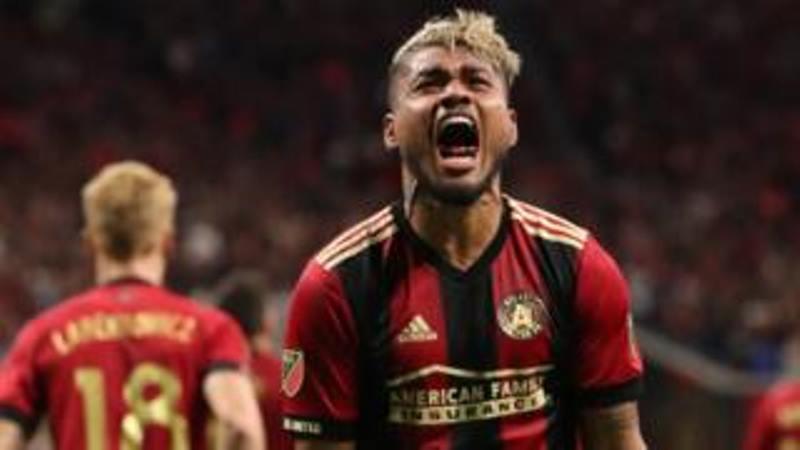 Josef Martínez pretende jugar a mitad de temporada en la MLS