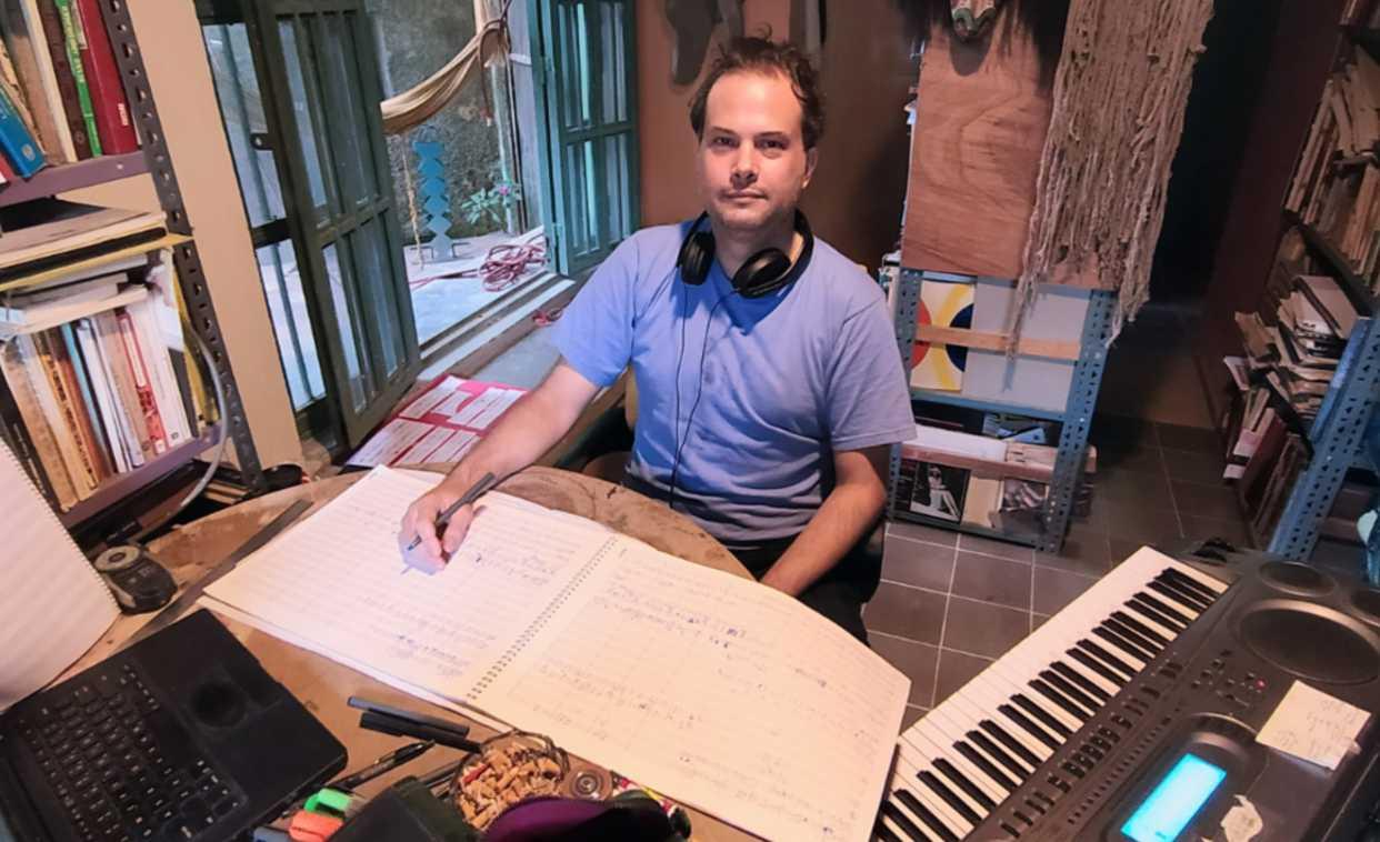 La composición sincrética del pianista Andrés Levell