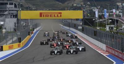 Mugello y Sochi se suman al calendario de la Fórmula 1