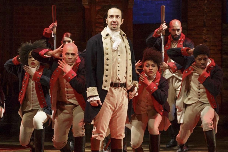 """""""Hamilton"""" de Disney+ es la experiencia en primera fila del musical"""
