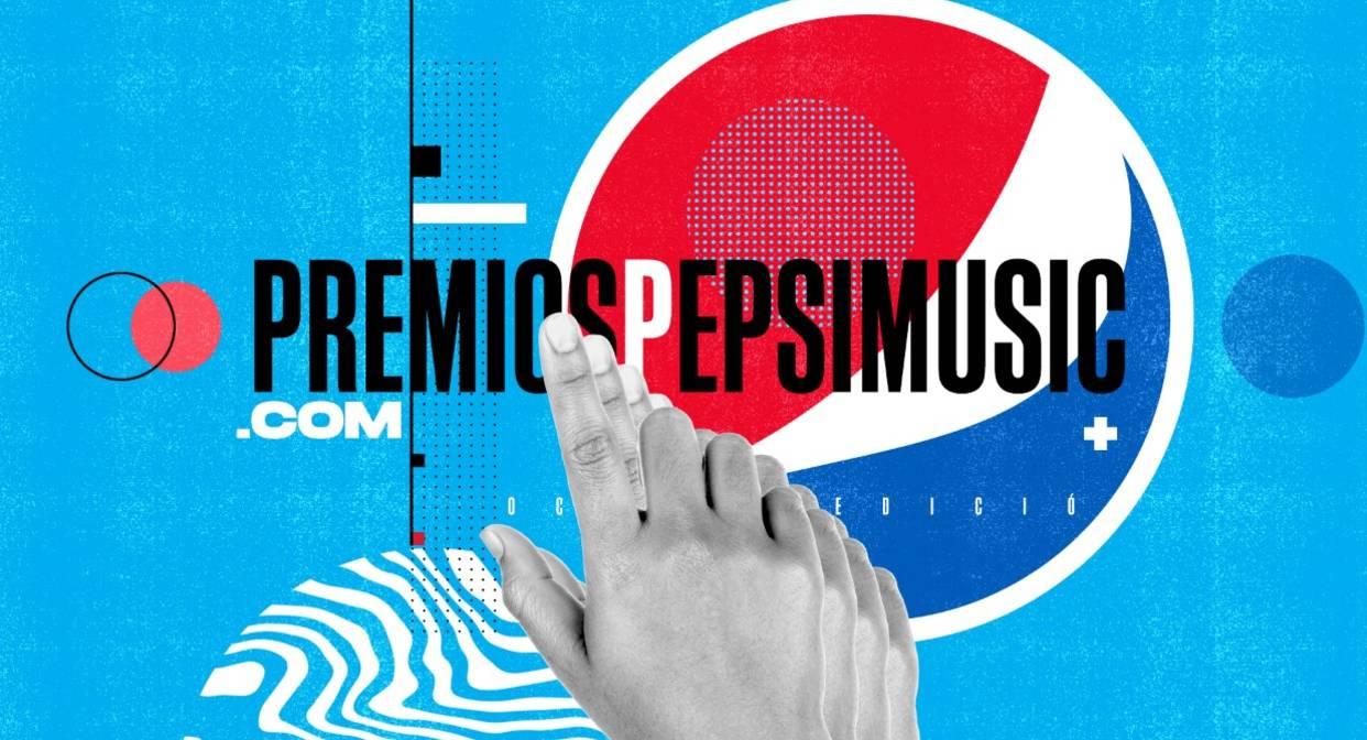 Premios Pepsi Music comienza la fase de votaciones