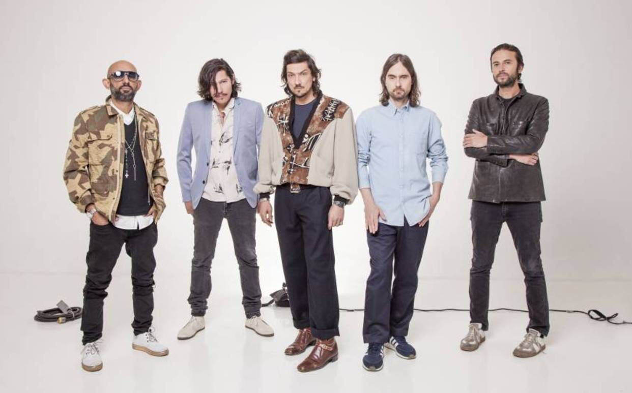 La banda Zoé estrena su nuevo tema musical