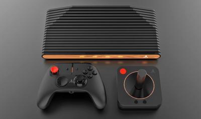 En navidad vuelve Atari Vcs