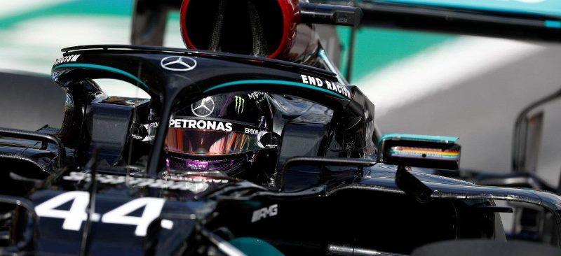 Lewis Hamilton se apodera de la pole position del Gran Premio de Estiria