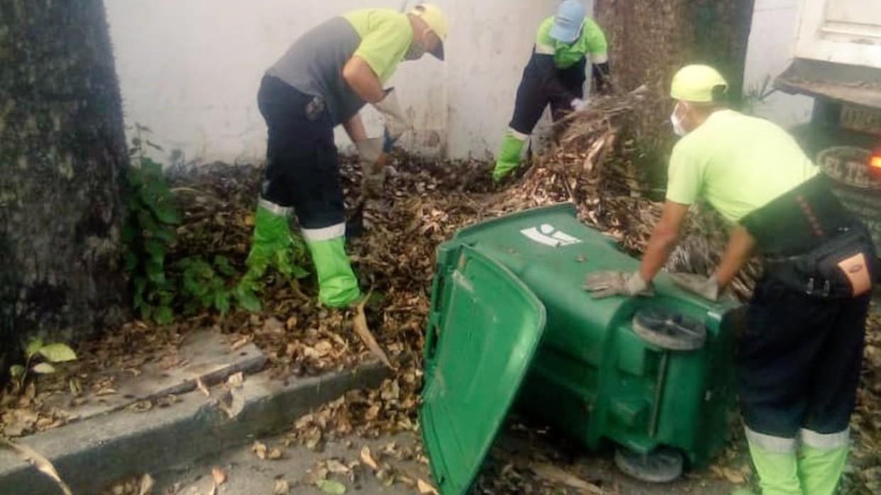Alcaldia de Chacao realiza jornadas de desinfección
