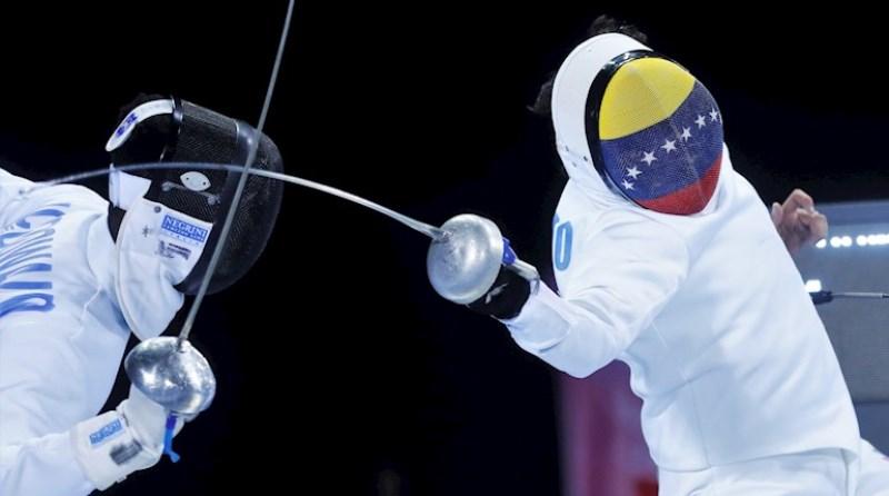 La esgrima venezolana aspira a incrementar número de atletas rumbo a Tokio