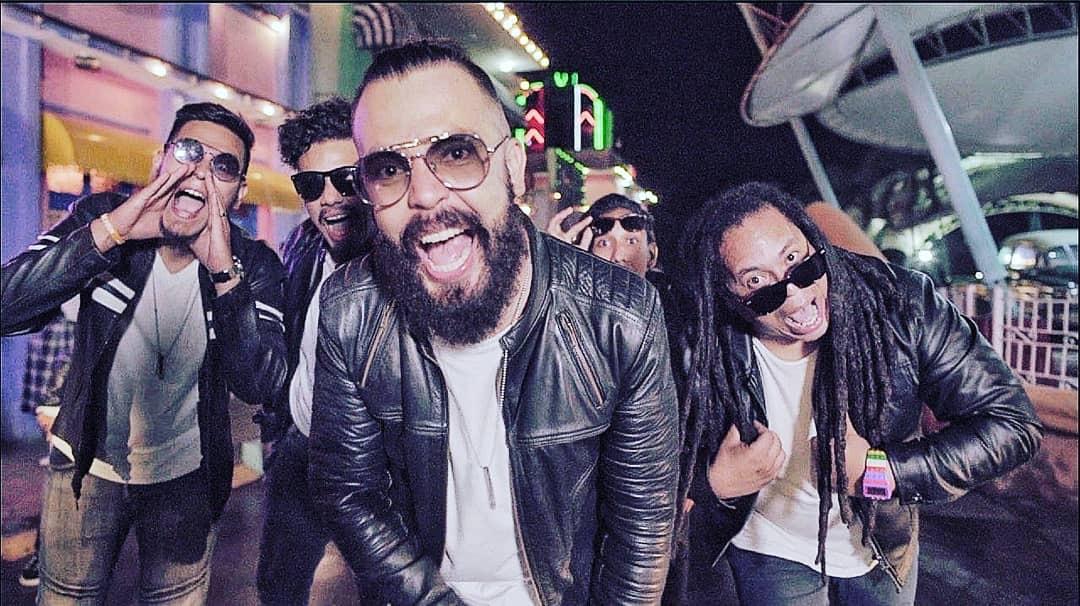"""El funk se apropia del sonido de Jahaziel Band en """"Bye bye"""""""