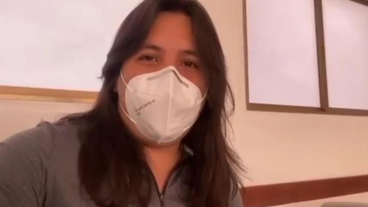 Fidel Madroñero resulta positivo para coronavirus
