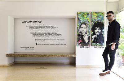 Una galería en la intimidad del vecindario