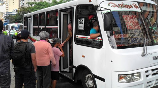 Comité de Usuarios propone formas de pago para el transporte ante déficit de efectivo